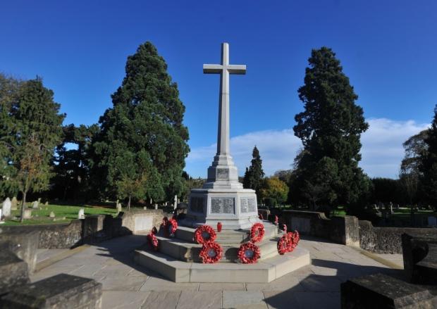 Haverhill War Memorial : Remembering VJ Day
