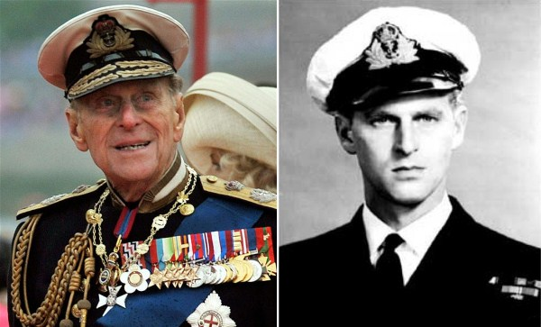 HRH Prince Philip the Duke of Edinburgh and Far East POWs