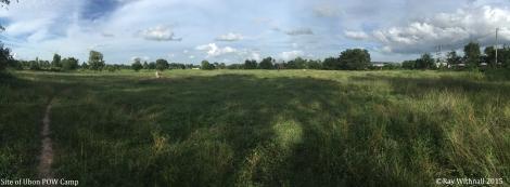 Site of Ubon POW Camp