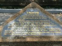 Ubon war memorial
