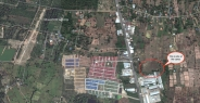 Ubon POW Camp - aerial view