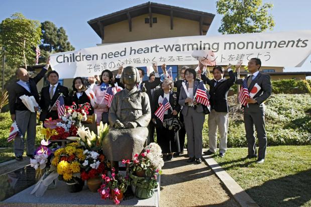 Comfort women deal