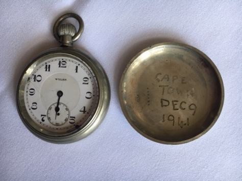 HS pocket watch