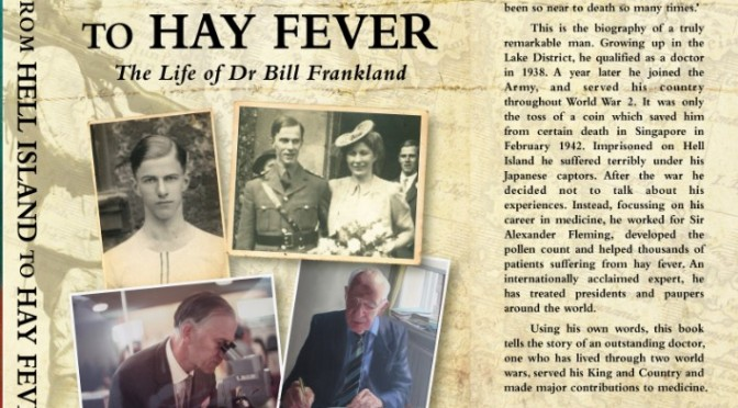 From Hell Island to Hay Fever: The Life of Dr Bill Frankland