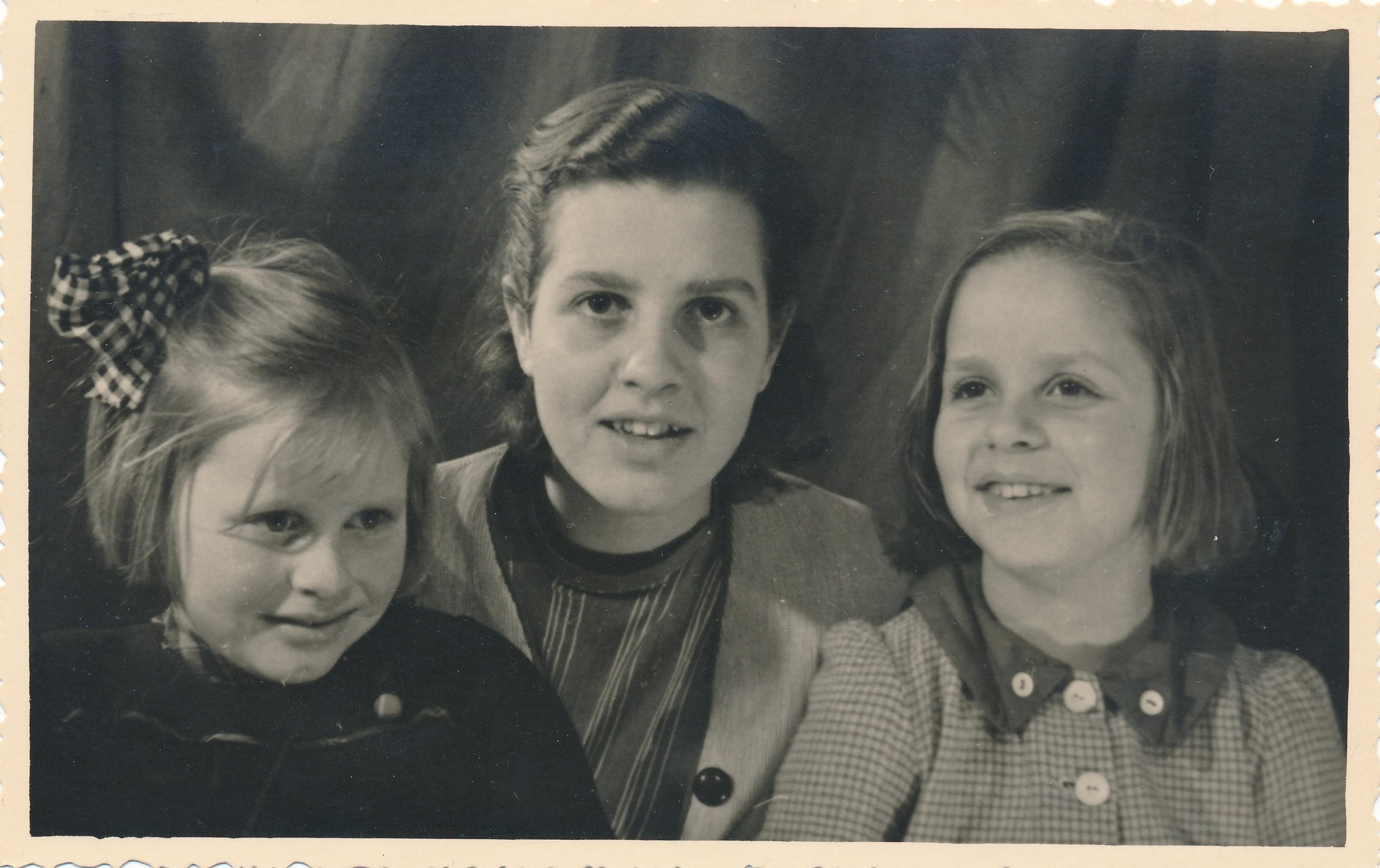 Connie Suverkropp 1948