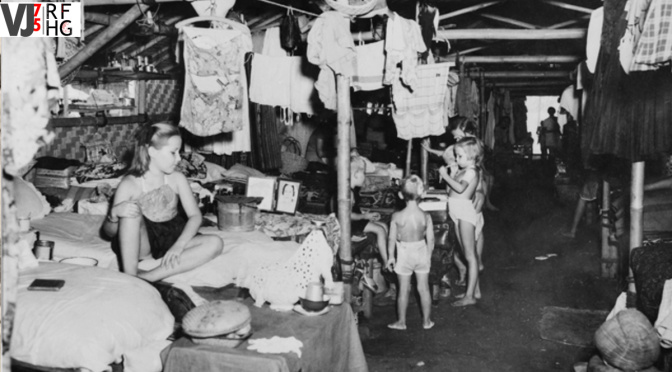 Liberation of camps in Dutch East Indies – Ernest's Story