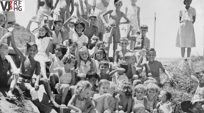 Liberation of Stanley Camp, Hong Kong – Naomi's Story