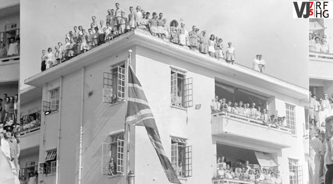 Liberation of Stanley Camp, Hong Kong – John's Story