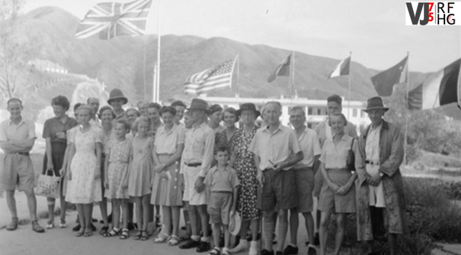 Liberation of Stanley Camp, Hong Kong – Marjory's Story