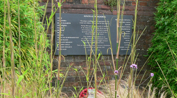 Anniversary: Repatriation Memorial, Southampton