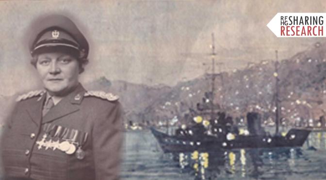 Aunt Pat and the Hong Kong Civilian Internees