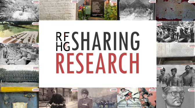 End of Sharing Research Series 1